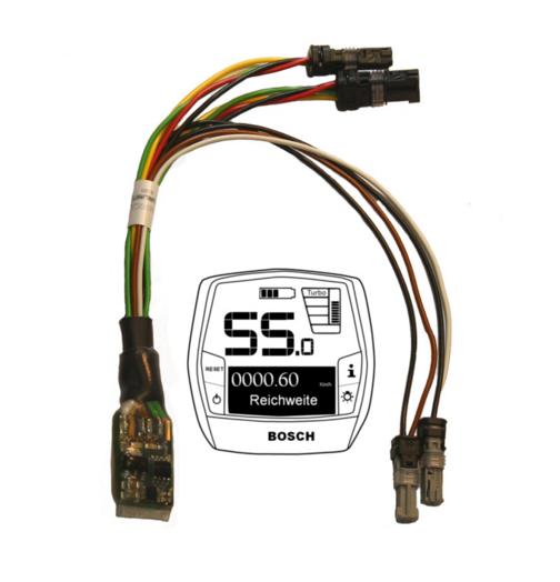 ASA eSpeed Tuning – Bosch bis Modelljahr 2013 – 25km/h
